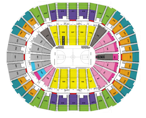 Wake Forest Basketball Arena Seating Chart Brokeasshome Com
